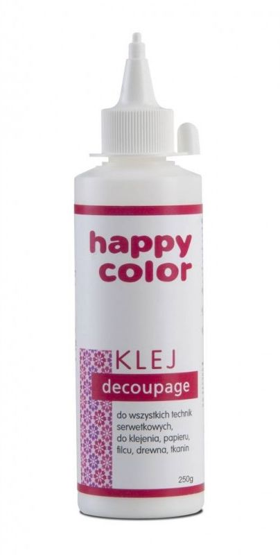 Klej do decoupage 250g Happy Color HA7440-0250