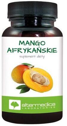 Alter Medica Mango Afrykańskie 60 kapsułek *długi termin przydatności*