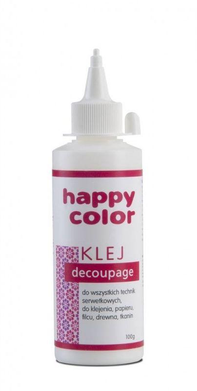 Klej do decoupage 100g Happy Color HA7440-0100