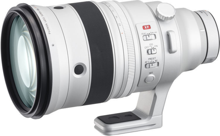 Obiektyw Fujifilm XF 200 mm f/2.0 R LM OIS WR + Telekonwerter x1.4 Rabat 8000 zł