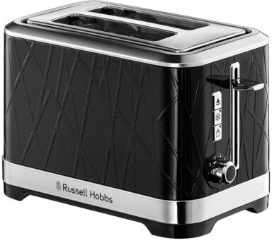 Toster RUSSELL HOBBS 28091-56 Structure Czarny DARMOWY TRANSPORT!