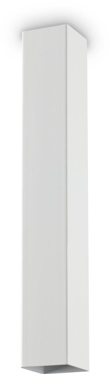 Plafon Sky 233833 Ideal Lux nowoczesna oprawa w kolorze białym