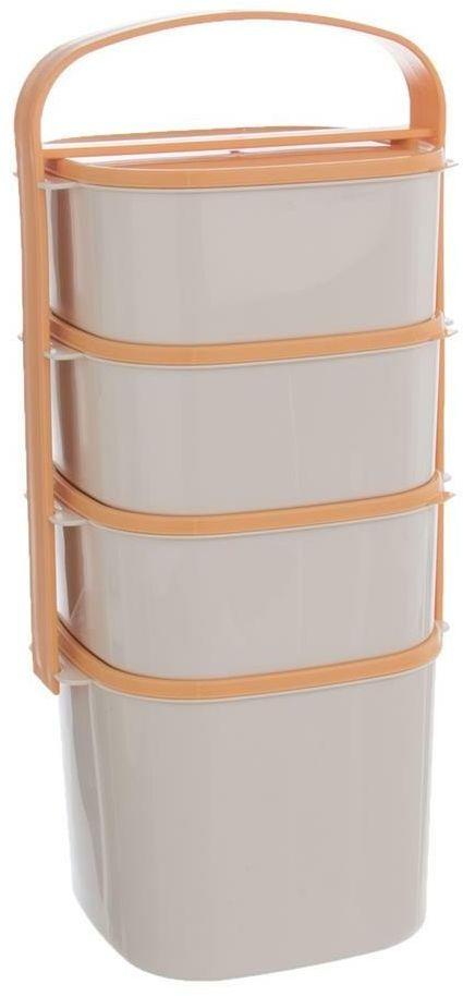 Orion Plastikowe menażki Almi 2 l + 3 x 1,15 l