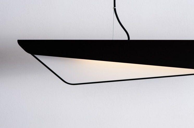 Lampa wisząca Wave MAX LED 5.0424 Labra asymetryczna oprawa w nowoczesnym stylu