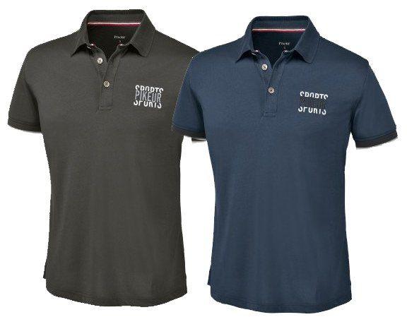 Koszulka męska polo DIEGO - Pikeur