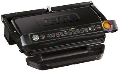 Grill elektryczny TEFAL GC7228 OptiGrill+ XL z automatycznymi programami Dogodne raty! WYBRANY PIĄTY PRODUKT ZA 1ZŁ DARMOWY TRANSPORT!