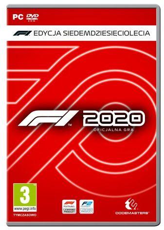 F1 2020 Edycja Siedemdziesięciolecia PC