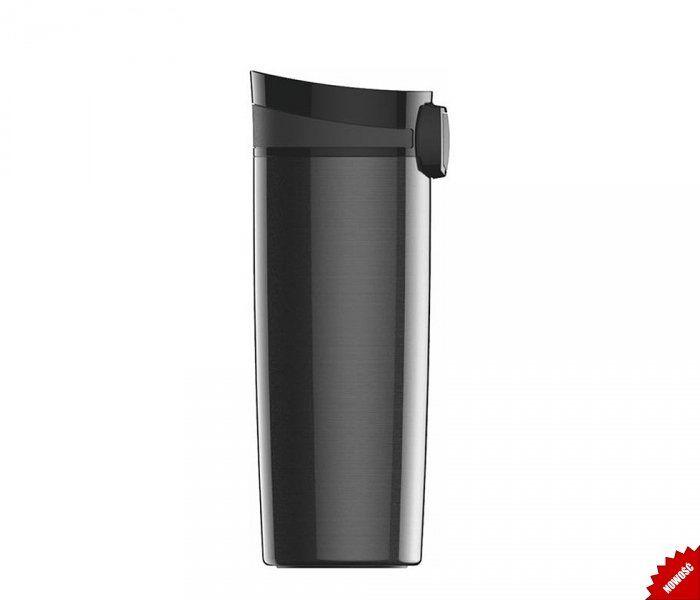 Kubek termiczny Miracle Mug Black 470 ml (czarny)
