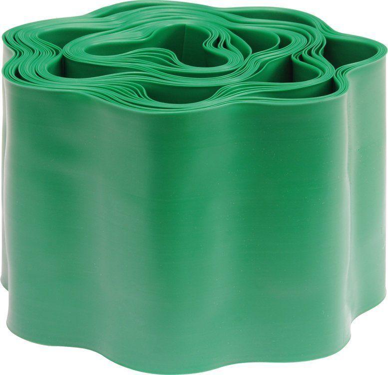 Obrzeże trawnikowe zielone 9m 10cm Flo 88700 - ZYSKAJ RABAT 30 ZŁ
