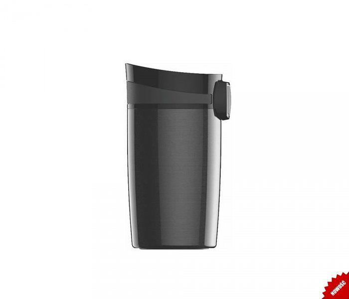 Kubek termiczny Miracle Mug Black 270 ml (czarny)