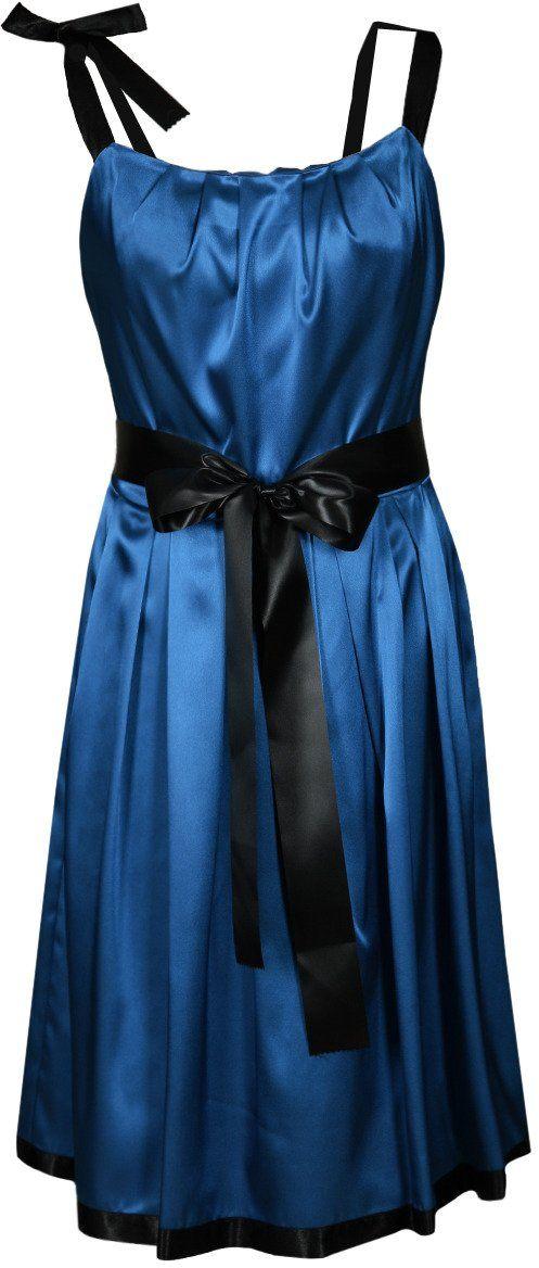 Sukienka FSU153 CHABROWY