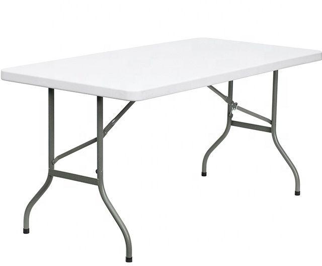Stół cateringowy składany wym. 183x75x74 cm