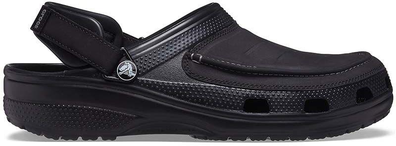 Sandały męskie Crocs Yukon Vista II Clog czarne207142001