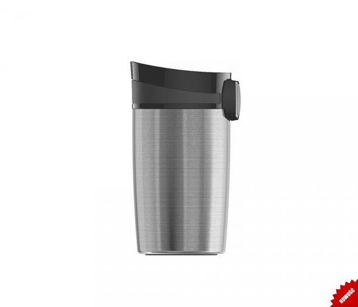 Kubek termiczny Miracle Mug Brushed 270 ml (stalowy)