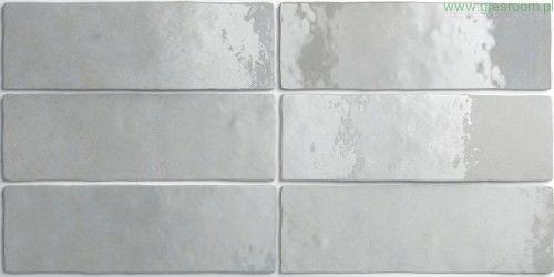 Artisan Alabaster 6,5x20 szare kafelki
