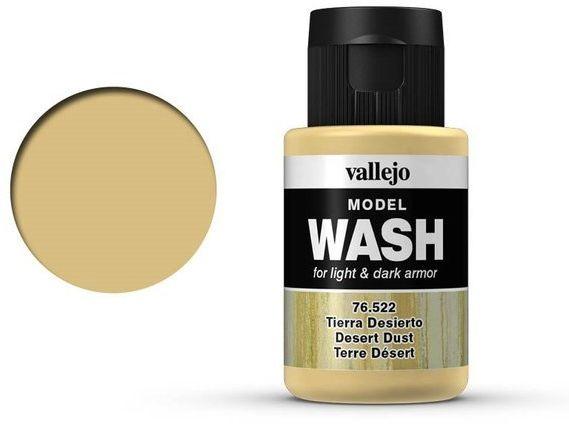 Vallejo Model Wash Desert Dust Farba Modelarska