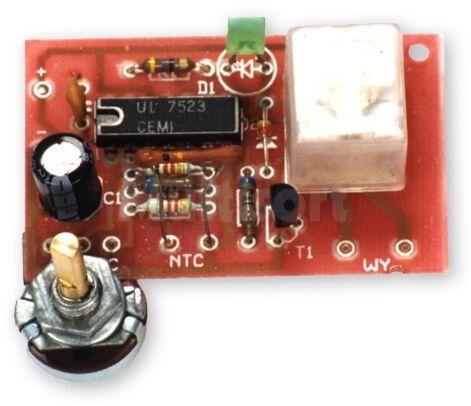 Elektroniczny termostat (do montażu)