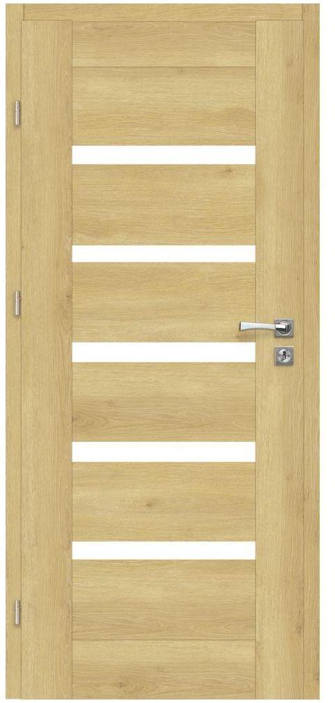 Skrzydło drzwiowe ETNA Dąb piaskowy 100 Lewe ARTENS