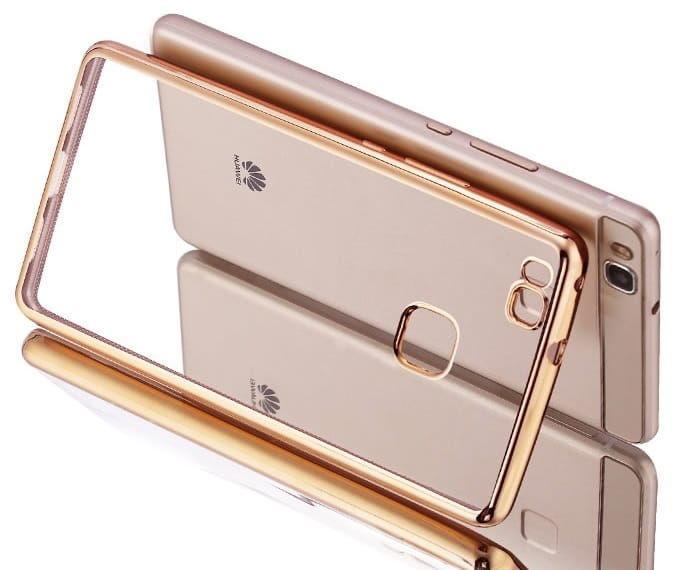 Etui GoldThin TPU Huawei P10 Lite