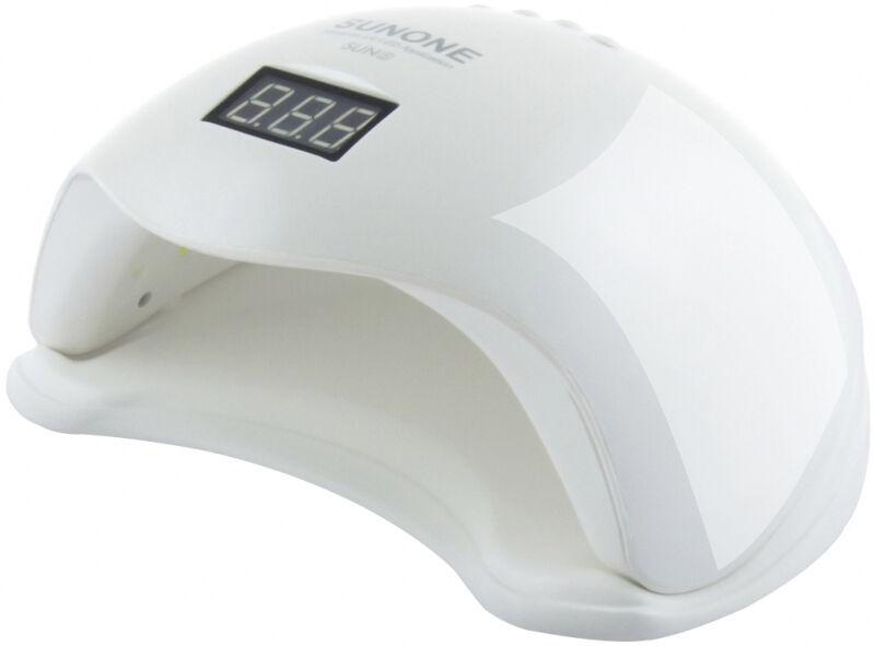 SUNONE - LED/UV LAMP - Lampa LED/UV - 48W - Biała