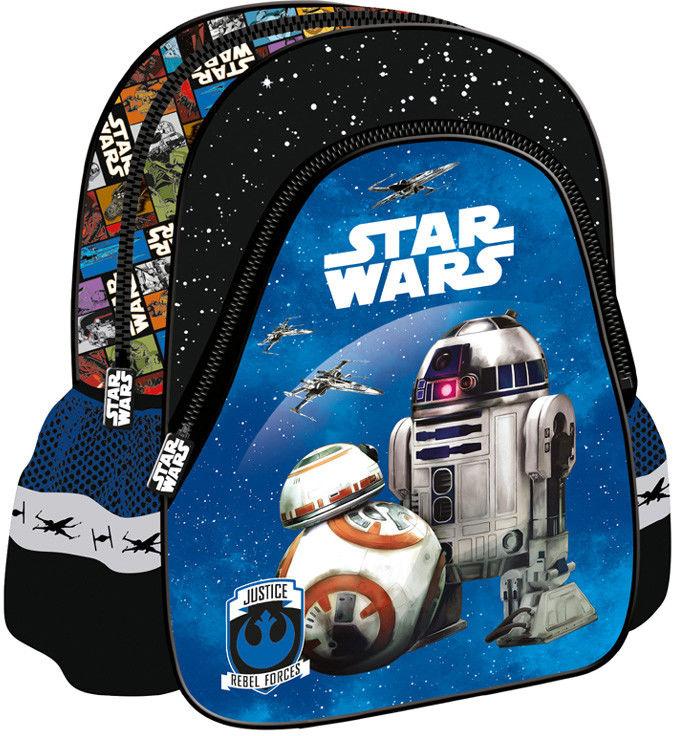 Majewski - Plecak szkolno-wycieczkowy Star Wars 221668