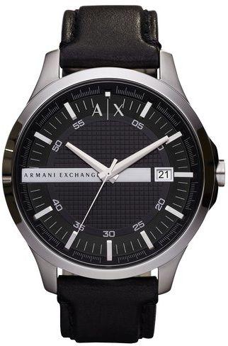 Armani Exchange Zegarek Hampton AX2101 Czarny