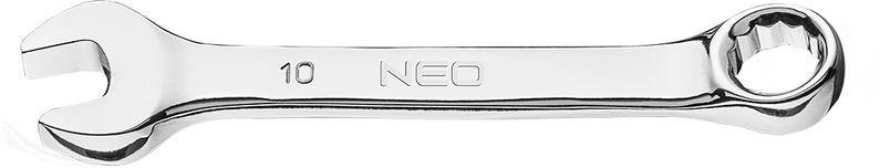 Klucz płasko-oczkowy 10 x 96 mm 09-762
