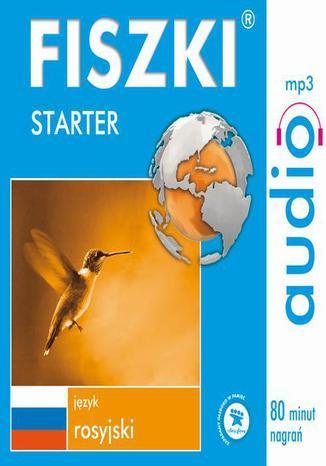 FISZKI audio j. rosyjski Starter - Audiobook.
