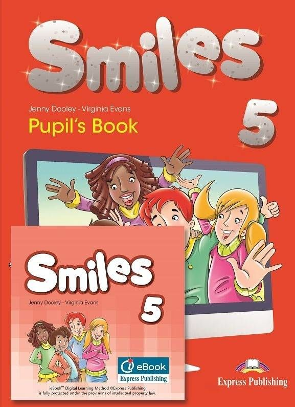 Smiles 5. Pupil''s Pack (Podręcznik + Interactive eBook)
