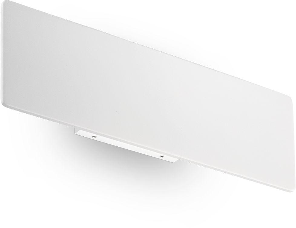 Kinkiet Zig Zag 179292 Ideal Lux nowoczesna lampa ścienn w kolorze białym