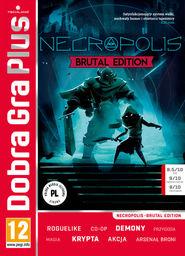 Necropolis Brutal Edition ZAKŁADKA DO KSIĄŻEK GRATIS DO KAŻDEGO ZAMÓWIENIA