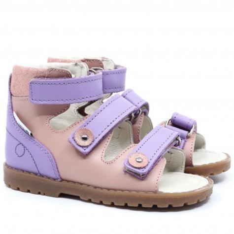 Mrugała Porto 1199/1299/1399 54 sandały sandałki profilaktyczno-rehabilitacyjne dziewczęce