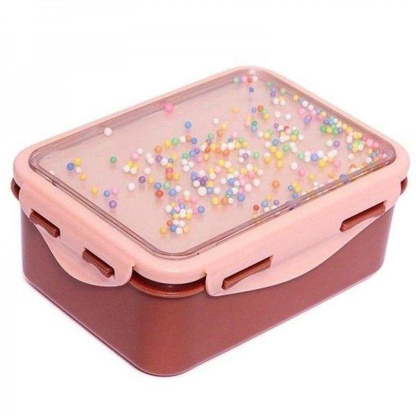Petit Monkey - Petit Monkey - Śniadaniówka Lunchbox Popsicles Desert Rose
