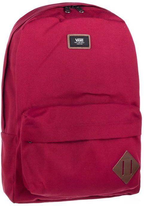 Plecak Vans Old Skool II Backpack Rhumba Red V00ONITD21 (VA184-e)