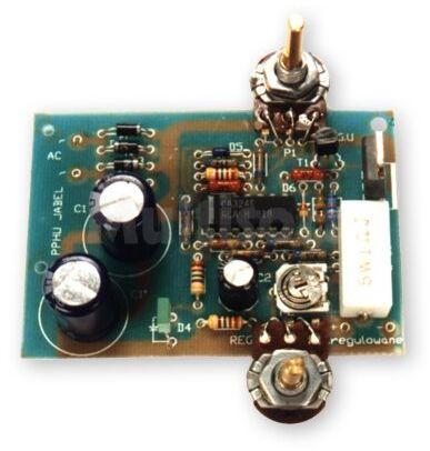 Zasilacz laboratoryjny regulowany 0-30V 0-1A (do montażu)