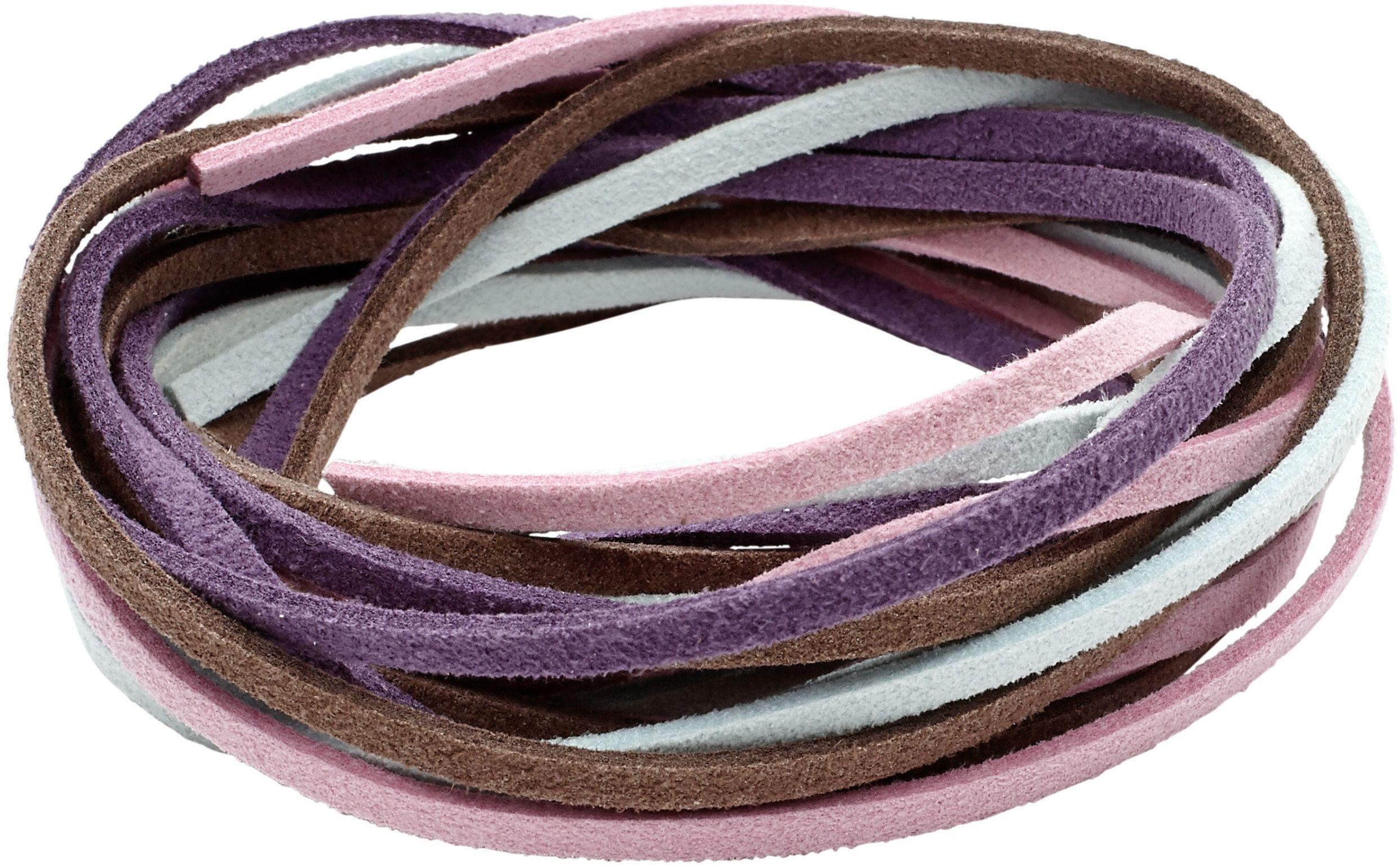 Bransoletka/sznurek imitacja skóry 2576