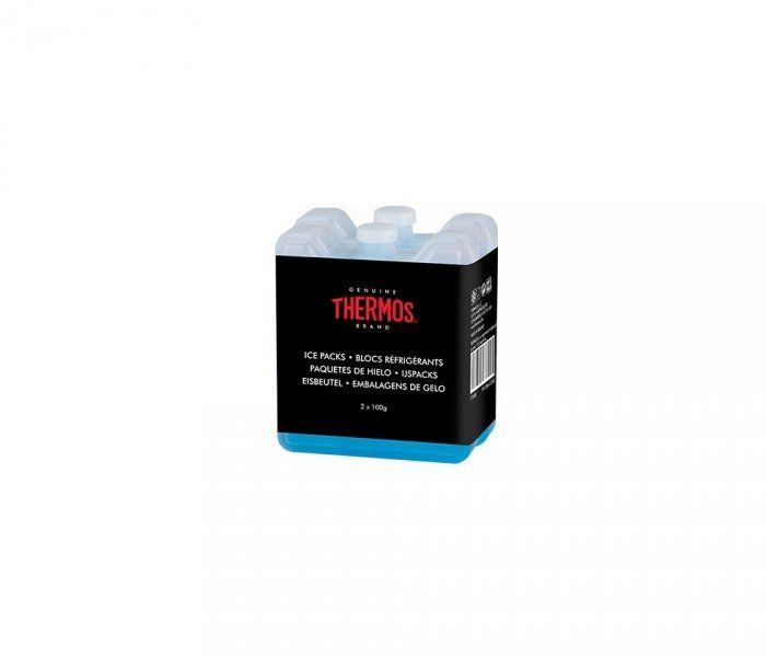 Wkład chłodzący 2 x 100 g Thermos Cool do toreb termicznych (niebieski)