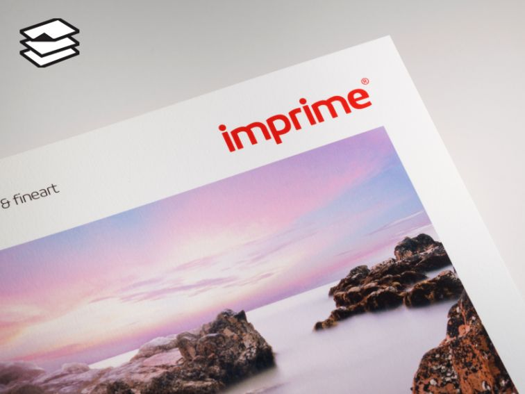 Papier IMPRIME Premium MNV300 Natural Velvet 300gsm - A2, 25 arkuszy (90550002720)