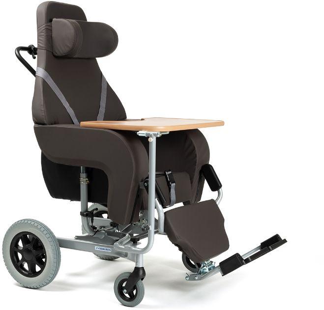 Wózek fotel specjalny pielęgnacyjny CORAILLE