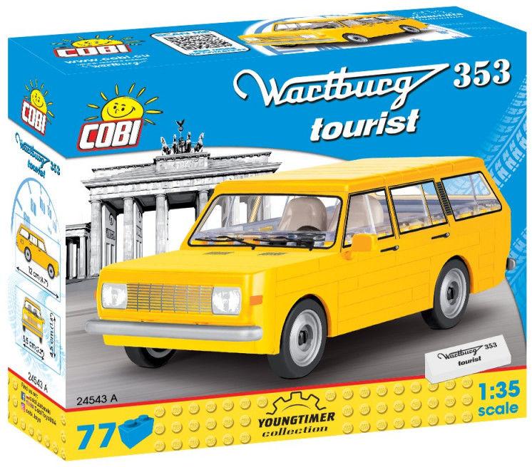 Klocki Wartburg 353 Tourist