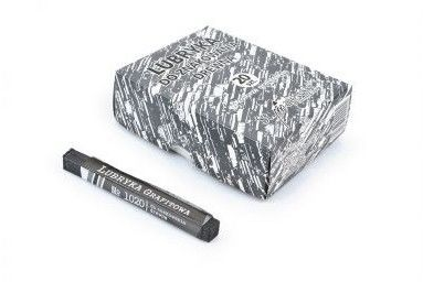 Lubryka do znakowania drewna grafitowa Majewski 5000904