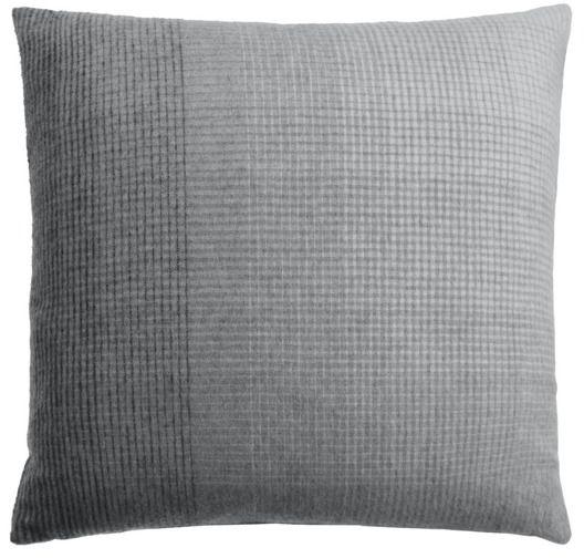 Poduszka wełniana Elvang Horizon Grey