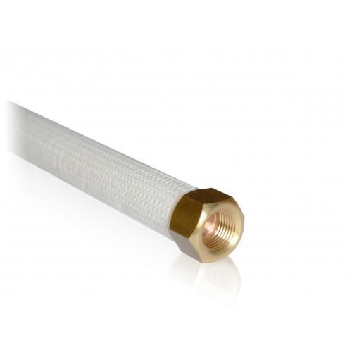 Gotowa do podłączenia rura miedziana w otulinie 3/8cala (9,52mm) 2mb (EBR38M2)