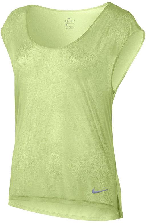 koszulka damska NIKE BREATHE TOP SHORT SLEEVE COOL / 831784-701