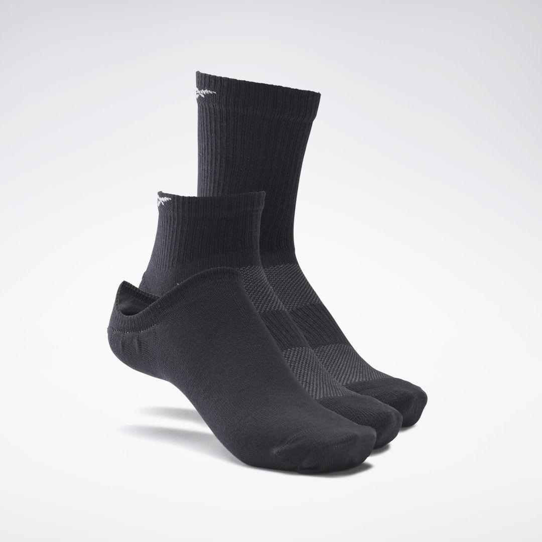 Reebok Skarpety Active Foundation Ankle - 3 pary