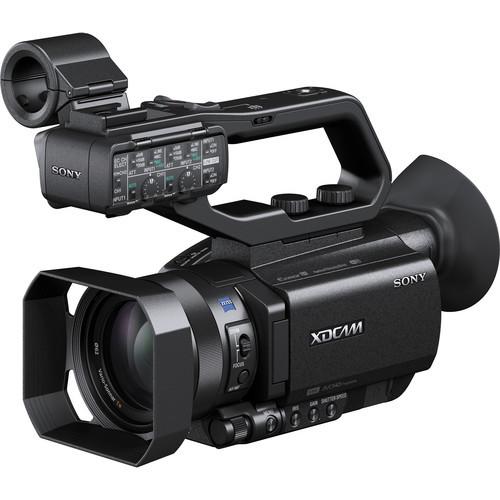 Sony PXW-Z90 - kamera cyfrowa 4K HDR Sony PXW-Z90 - kamera 4K HDR XDCAM z przetwornikiem CMOS Exmor RS