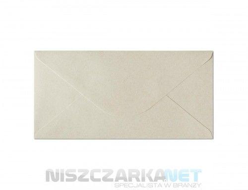 Koperta / koperty ozdobne DL - NATURE JASNOBEŻOWY opk 10szt 120g/m2