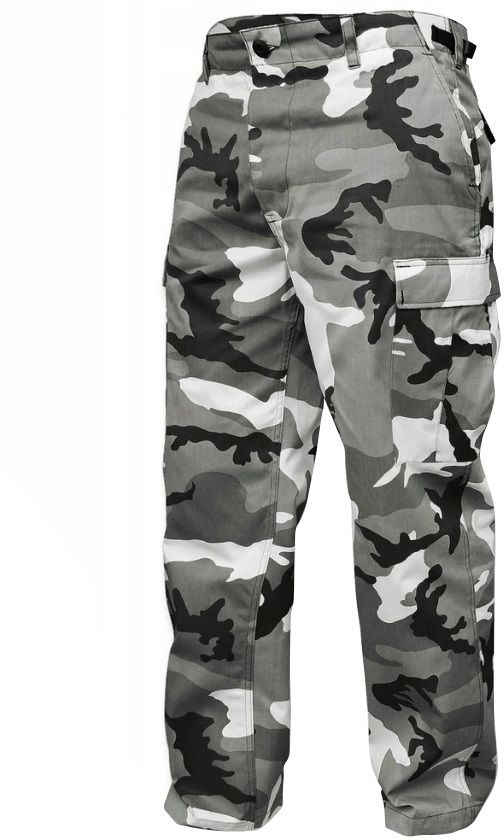 Spodnie wojskowe Mil-Tec US Ranger BDU Urban (11810022)