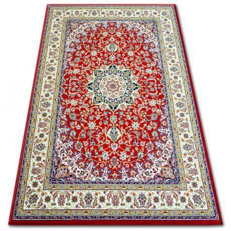 Dywan KLASIK 4179 red/a.cream 80x150 cm