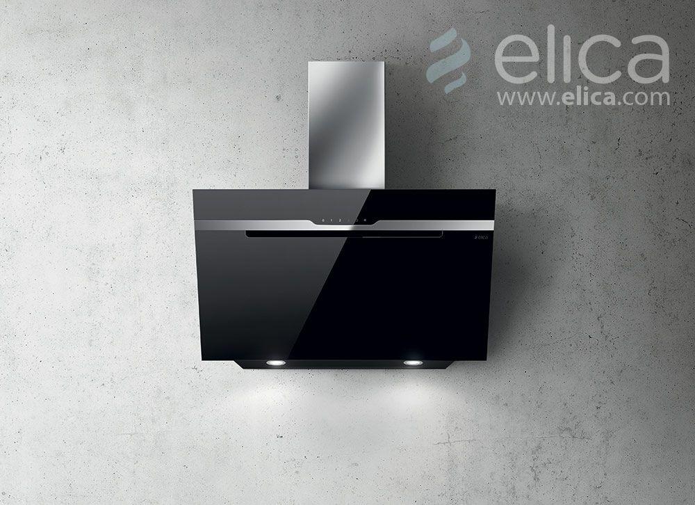 Okap przyścienny ELICA MAJESTIC BL/A/60 black 60 cm